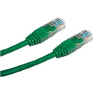 Datacom CAT5E UTP 10m zöld