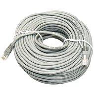 Adatkommunikációs CAT5E UTP szürke 40 m - Hálózati kábel