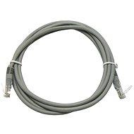 Datacom, CAT5E, UTP crossover (kereszt), 2 méteres - Hálózati kábel