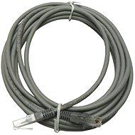 Datacom CAT5E UTP keresztkötésű 5 m - Hálózati kábel