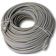 Adatátviteli, (sodrott), CAT5E UTP, 50 m - Hálózati kábel