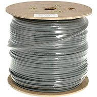 Datacom CAT6, FTP, PVC kábel, 305 m / tekercs