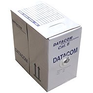 Datacom, wire, CAT6, FTP, LSOH, 305m/tekercs