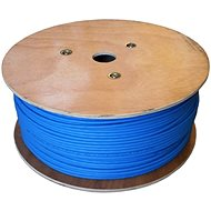 Datacom F/FTP kábel CAT6A LSOH, Eca, 500 m, kék - Hálózati kábel