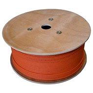 Hálózati kábel Adatátvitel, kábel, CAT7, LSOH, S / FTP, narancssárga köpeny, 500m / doboz