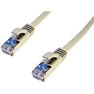 Datacom CAT6 FTP Flat 0,5m - Hálózati kábel