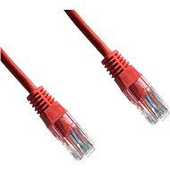 Datacom Patch kábel UTP CAT6 1m narancs - Hálózati kábel