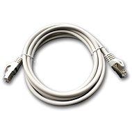 Datacom Patch Cord S/FTP CAT6A 2m, szürke - Hálózati kábel