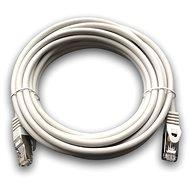 Datacom Patch Cord S/FTP CAT6A 5m, szürke - Hálózati kábel