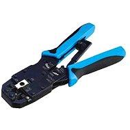 PRO BLUE II krimpelhető RJ10, RJ11, RJ12 telefonkábelekhez és az RJ45 hálózati kábelhez - Fogó