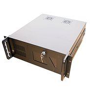 Datacom IPC975 BK 580mm - Számítógép ház