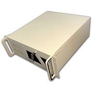 """DATACOM 19"""" Case IPC 4U/485mm GY - PSU nélkül"""