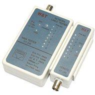 Cable Tester ST-248 az UTP / STP - RJ45 hálózatokhoz - Eszköz
