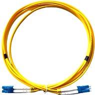 DATACOM LC-LC 09/125 SM 3m duplex - Optikai kábel