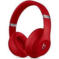 Beats Studio3 Wireless - piros - Vezeték nélküli fül-/fejhallgató