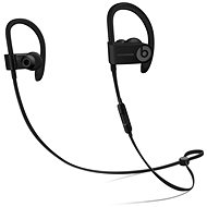 Beats Powerbeats3 Wireless, black - Mikrofonos fej-/fülhallgató