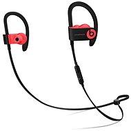 Beats Powerbeats3 Wireless, siren red - Mikrofonos fej-/fülhallgató