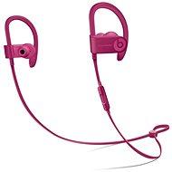 Beats Powerbeats 3 Wireless, Brick Red - Mikrofonos fej-/fülhallgató