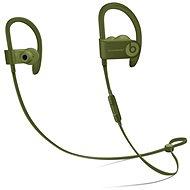 Beats Powerbeats 3 Wireless, Turf Green - Mikrofonos fej-/fülhallgató