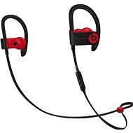 Beats PowerBeats3 Wireless - kifinomult fekete-piros - Mikrofonos fej-/fülhallgató