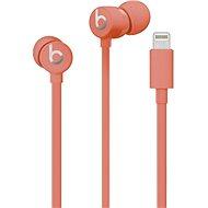 Beats urBeats3 Lightning csatlakozóval korallpiros - Mikrofonos fej-/fülhallgató