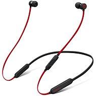 BeatsX - fekete-piros - Mikrofonos fej-/fülhallgató