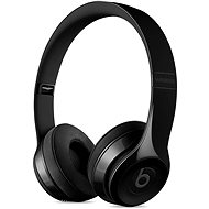 Beats Solo3 Wireless - fényes fekete - Fej-/Fülhallgató