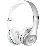 Beats Solo3 Wireless - silver - Fej-/Fülhallgató