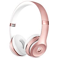 Beats Solo3 Wireless - rose gold - Fej-/Fülhallgató