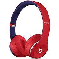 Vezeték nélküli fül-/fejhallgató Beats Solo3 Wireless - Beats Club Collection - Club, piros