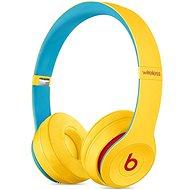 Beats Solo3 Wireless - Beats Club Collection - Club, sárga