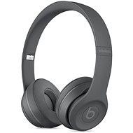 Beats Solo3 Wireless - Asphalt Gray - Fej-/Fülhallgató