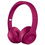 Beats Solo3 Wireless - Brick Red - Fej-/Fülhallgató