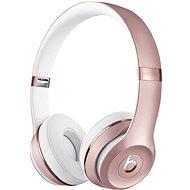 Vezeték nélküli fül-/fejhallgató Beats Solo3 Wireless Headphones - rózsaszín arany