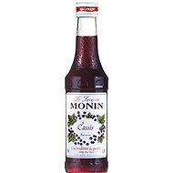 Monin Black-currant 0.25l - Ízesítő keverék