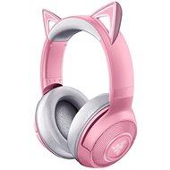 Razer Kraken BT Kitty Edition - Quartz - Vezeték nélküli fül-/fejhallgató
