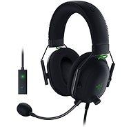 Razer Blackshark V2 + USB Mic Enhancer - Gamer fejhallgató