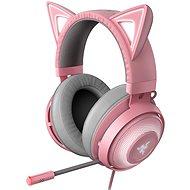 Razer Kraken Kitty Quartz Chroma USB Gaming Headset - Fej-/fülhallgató