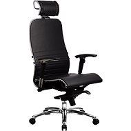 MERCURY STAR Samurai K-3, fekete - Irodai szék