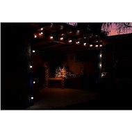 Marimex karácsonyi fények, 20 db fehér izzóval - Fényfüzér