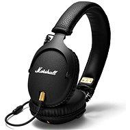 Marshall Monitor - Black - Fej-/Fülhallgató