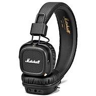 Marshall Major II Bluetooth - fekete - Vezeték nélküli fejhallgató