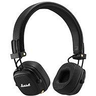 Marshall Major III Bluetooth fekete - Mikrofonos fej-/fülhallgató