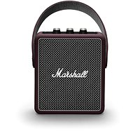 Marshall Stockwell II Burgundia - Bluetooth hangszóró