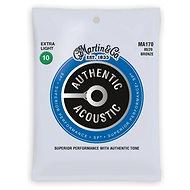 MARTIN Authentic SP 80/20 Bronze Extra Light - Húr