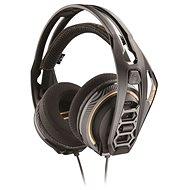 Plantronics RIG 400PC fekete - Gamer fejhallgató