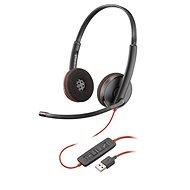 Plantronics BLACKWIRE 3220 - Mikrofonos fej-/fülhallgató