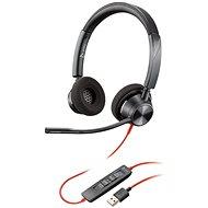 Poly BLACKWIRE 3320 Microsoft - Fej-/fülhallgató