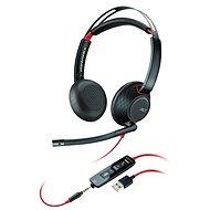 Plantronics BLACKWIRE 5220, USB-A - Fej-/fülhallgató