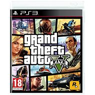 Grand Theft Auto V (GTA 5) PS3 - Konzoljáték